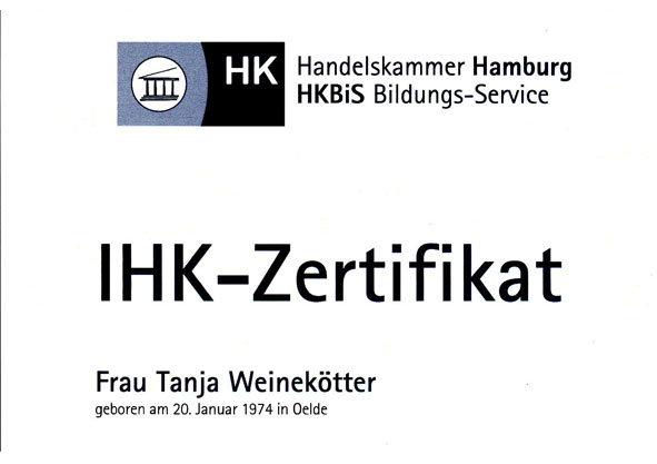IHK zertifizierte Social Media Managerin