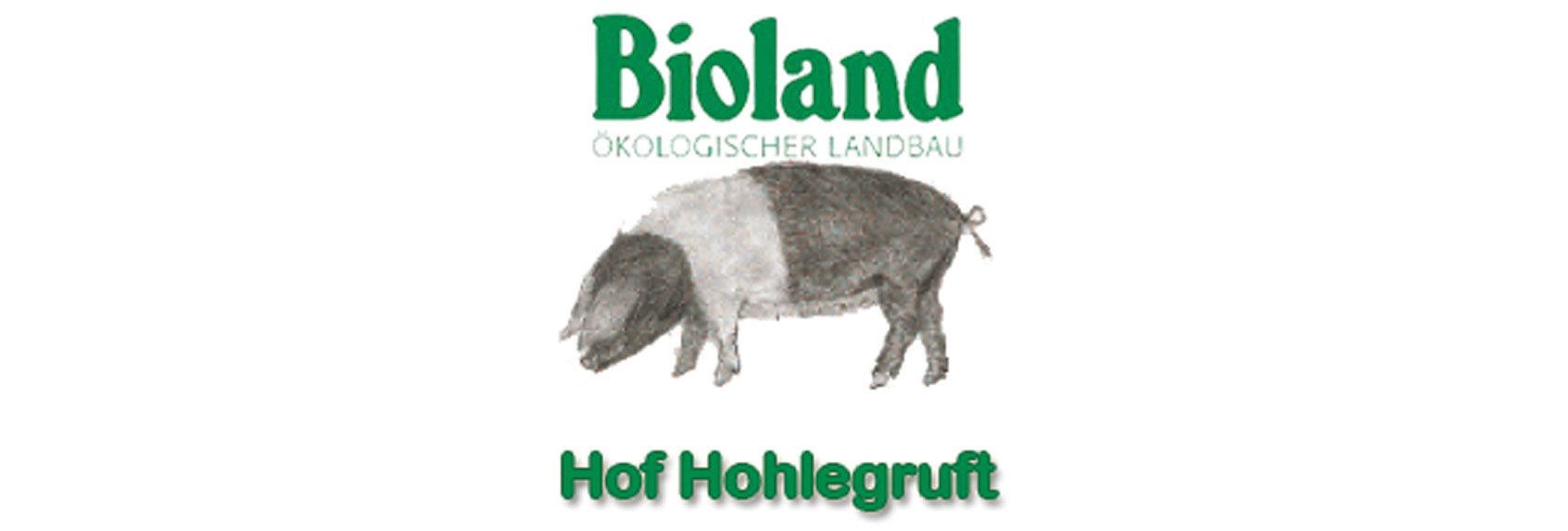 Bioland Hof Hohlegruft