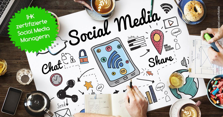 Social Media Managerin IHK